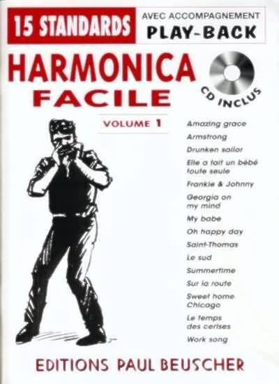 Harmonica Lover's - Méthodes